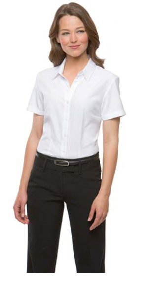 Ladies Short Sleeve Ezylin Shirt